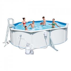 BESTWAY porodični bazen hydrium titan 488x366x122cm FFA 190