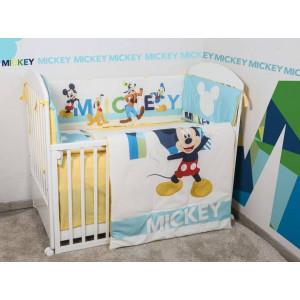 Bebi posteljina Mickey Mouse 2502