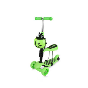 Chipolino Trotinet Kiddy EVO Green 710349