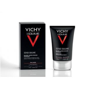 VICHY HOMME SENSI-BAUME Mineral Ca. Nežni balzam protiv iritacija - za osetljivu kožu 75 ml