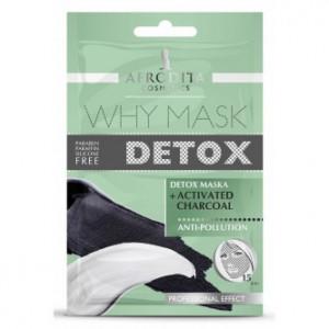 AFRODITA maska WHY MASK DETOX 2x6ml