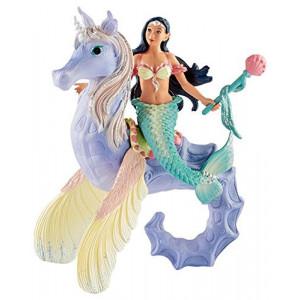 SCHLEICH sirena na morskom konju isabelle 70557