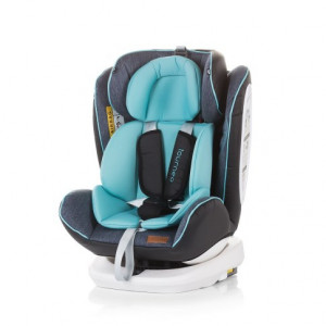 Chipolino Auto sedište ISOFIX Tourneo blue 0-36kg 710087