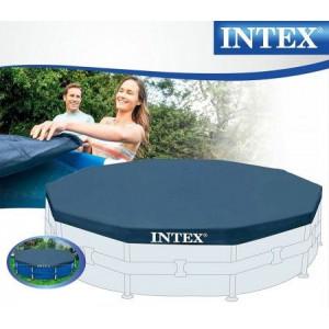 INTEX prekrivka za bazen prism frame 4.57 x 1.07 28032