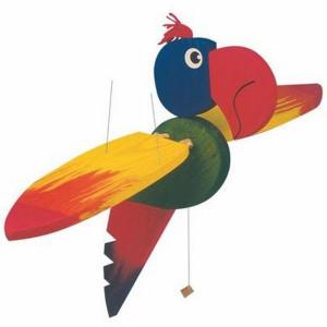WOODY leteći papagaj - veliki 10214