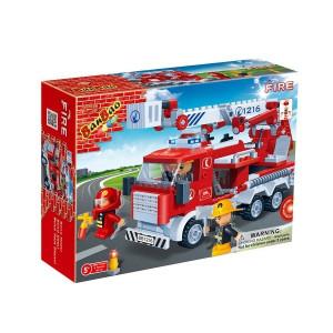 BANBAO Vatrogasni Kamion 8313
