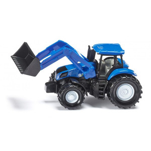 SIKU igračka Traktor New Holland sa kasikom 1355