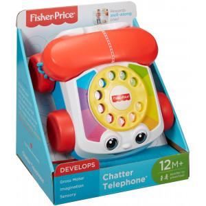 FISHER PRICE telefon na točkićima MAFGW66