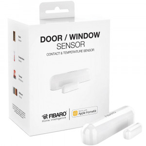 Fibaro Door/Window Sensor White (HomeKit) Apple