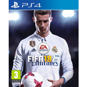 SONY PS4 FIFA 18 Electronic Arts Video igre