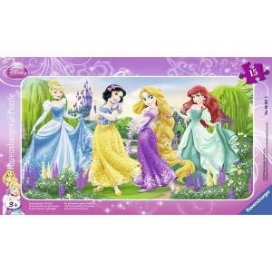 RAVENSBURGER puzzle - Dizinjeve princeze RA06047