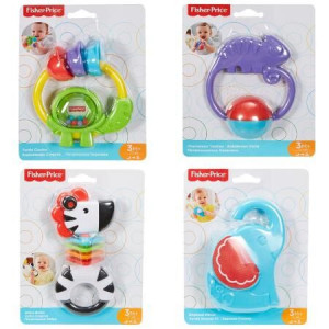 FISHER PRICE BABY ZVECKA 4ASS FWH54-959A 45887