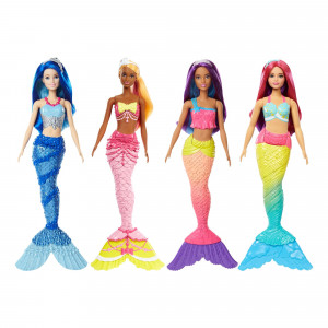 BARBIE sirena Dreamtopia MAFJC89
