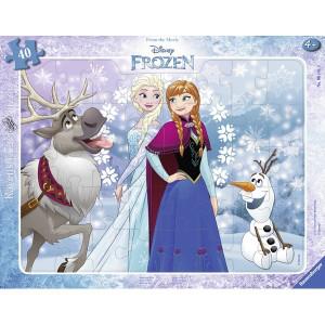 RAVENSBURGER puzzle - Frozen sestre RA06141