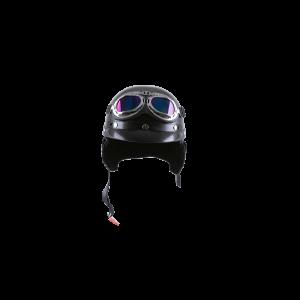 FULL&GO Kacige sa naočarima DARKEST