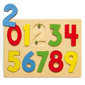 VIGA drvena umetaljka broj 8933