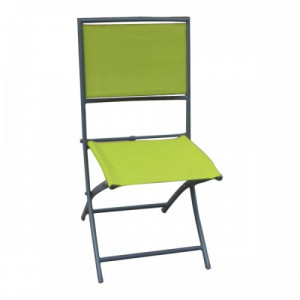 LIPARI stolica za baštu žuta 051113