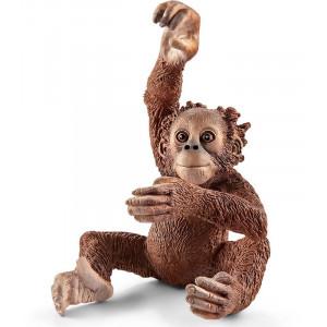 SCHLEICH igračka Orangutan Mladunče 14776