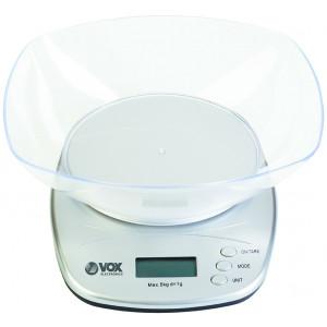 VOX kuhinjska vaga KW0201