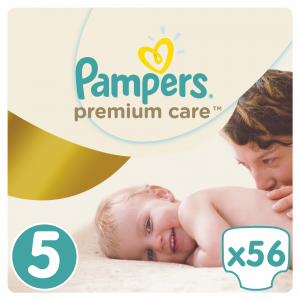 PAMPERS PREMIUM JP 5 JUNIOR (56)