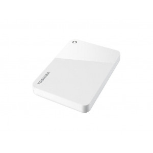 "TOSHIBA hdd canvio advance 2.5"" 1tb white, usb 3.0, eksterni hard disk hdtc910ew3aa"