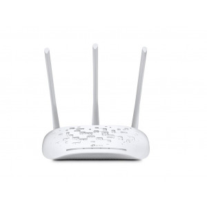 TP-LINK Access point N450 Wi-Fi, 450Mbps 1x10/100M port, 3x eksterna antena