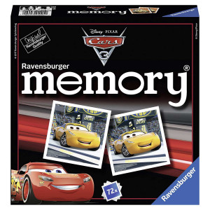 RAVENSBURGER Ravensburger društvena igra-Cars memorija RA21291