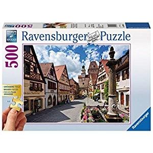 RAVENSBURGER puzzle (slagalice) - Rothenburg RA13607