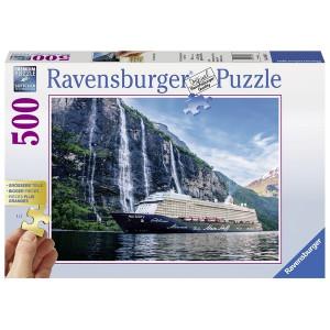 RAVENSBURGER puzzle (slagalice) - moj brod RA13647