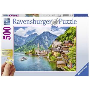 RAVENSBURGER puzzle (slagalice) - Halštat u Austriji RA13687