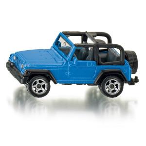 SIKU igračka Auto Jeep Wrangler 1342