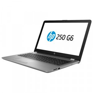 """HP 250 G6 i3-7020U/15.6""""FHD/4GB/1TB/AMD Radeon 520 2GB/DVDRW/GLAN/Win 10 Home/Silver 4QW63ES"""