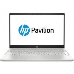 HP laptop Pavilion 15-cs0006nm i5-8250U/15.6FHD AG IPS/8GB/128GB+1TB/MX130 2GB/FreeDOS/Silver 4RL02EA