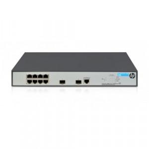 HP switch 1920-8G-PoE+(180W) JG922AR REMAN
