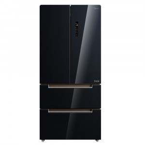 MIDEA FRIZIDER SIDE BY SIDE FRENCH DOOR HQ-692WEN Premium A++