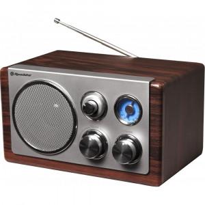 ROADSTAR retro radio sa drvenim kućištem RSHRA1245