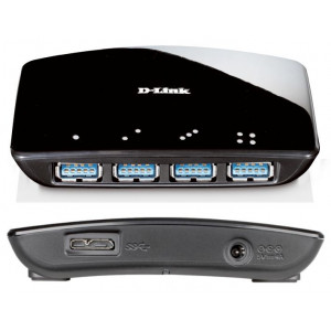D-LINK USB hub DUB-1340