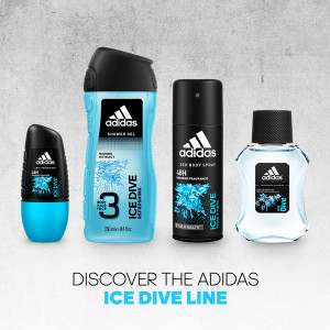 ADIDAS MAN ICEDIVE SET