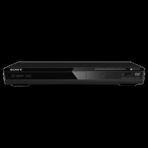 Sony dvd plejer DVP-SR370 Black