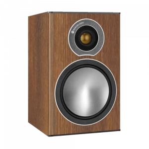MONITOR AUDIO stereo zvučnik Bronze 1 Walnut