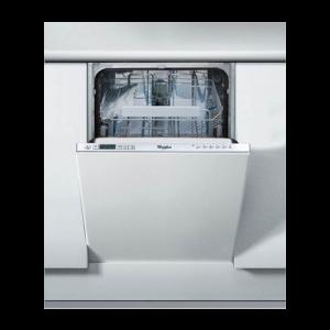 WHIRLPOOL ugradna mašina za pranje sudova ADG 301
