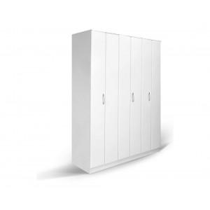 MATIS garderober FORTUNA SOFT F3 - BELA 304312