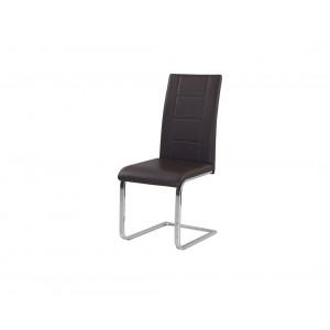 MATIS trpezarijska stolica JOSH - Braon