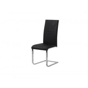 MATIS trpezarijska stolica JOSH - Crno