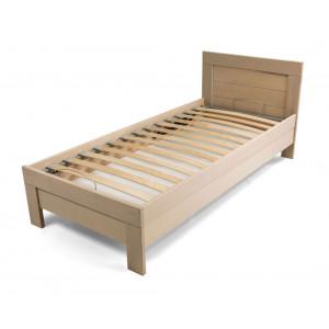 MATIS krevet MASIV Box 90x200 - Hrast