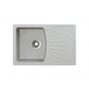 MATIS metalac granitna sudopera XQuadro Plus - SIVA MGQUA+3