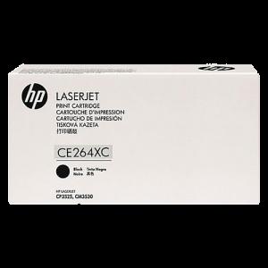 HP toner crni CE264XC