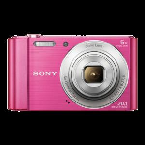 SONY fotoaparat DSC-W810 Pink
