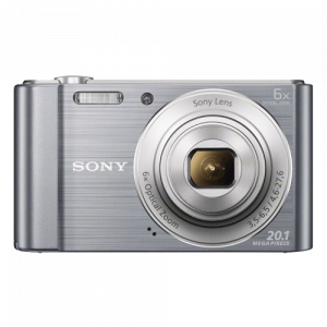 SONY fotoaparat DSC-W810 Silver
