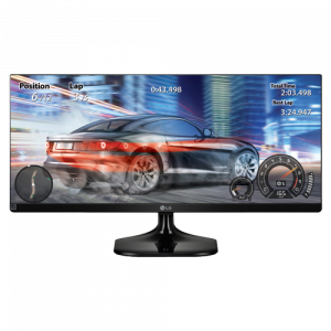 "LG monitor LED 25"" UltraWide IPS FullHD, IPS, 2560 x 1080 25UM58-P"